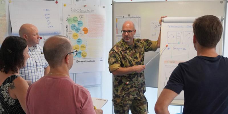 "Cours ""Transfer"": Management Militaire ""Standard"""