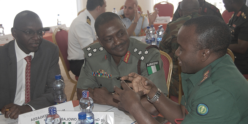 Cancelled - Orientation Course for Defence Officials for East African Countries 2021