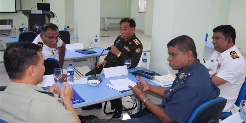 Orientation Course for Defence Officals for South and South-East Asia 2021