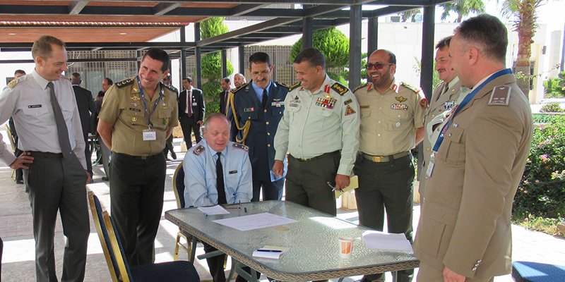 Orientation Course For Defence Officials for the MENA Region 2021
